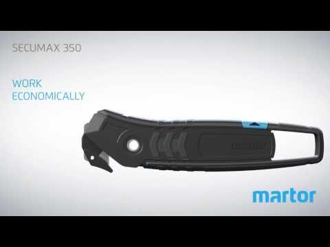 Hoe gebruik ik de Secumax 350?
