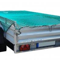 Standaard net voor aanhangwagen