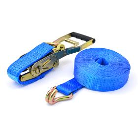 ERGO 5T - 12m - 50mm - 2-delig met spitshaken - Blauw>