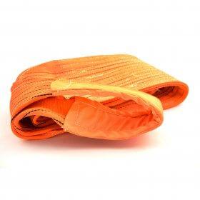 Hijsbanden 10 ton, oranje - 2 tot 12 meter (met VGS certificaat)>