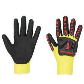 Honeywell Skeleton nit 1 handschoen - high viz>